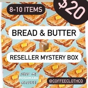 Bread & Butter Reseller Mystery Box 8+ Items